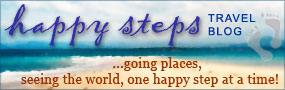 Happy Steps travel blog